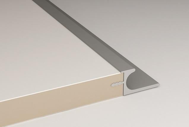Aluminum Extruded Handles Fano