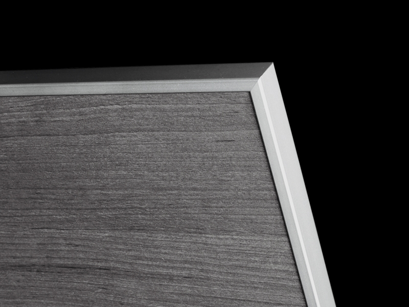 Aluminum Profile For Wood Filling