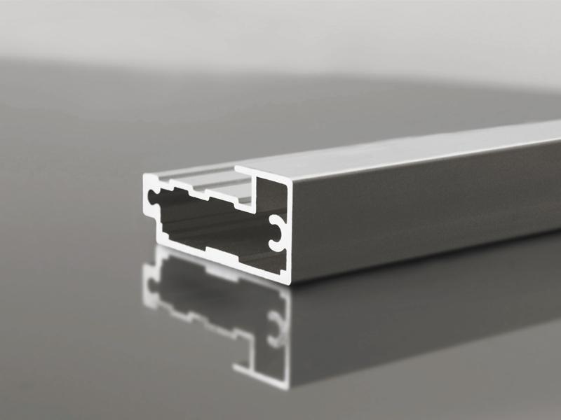 Aluminum Frame Glass Doors Aluminum Profiles Aluminum Handles In