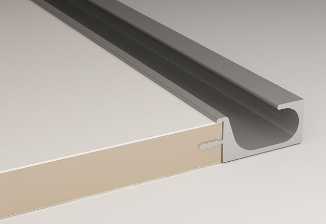 Aluminum Extruded Handle Marino