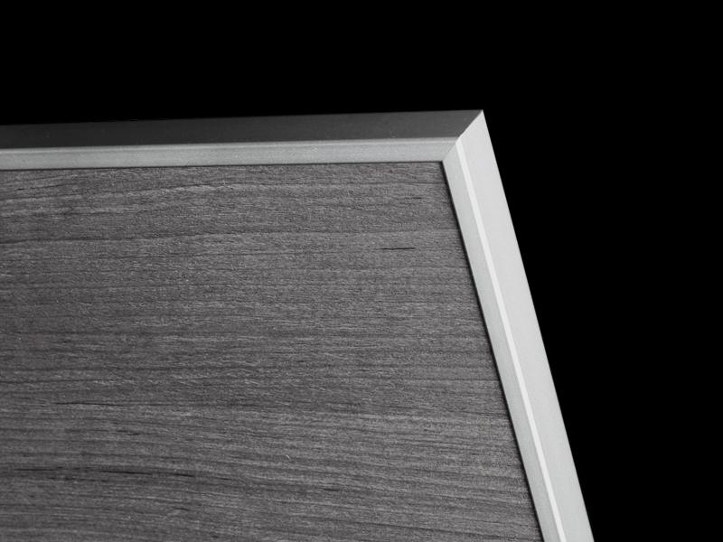 Aluminum Cabinet Door Trim | Mail Cabinet
