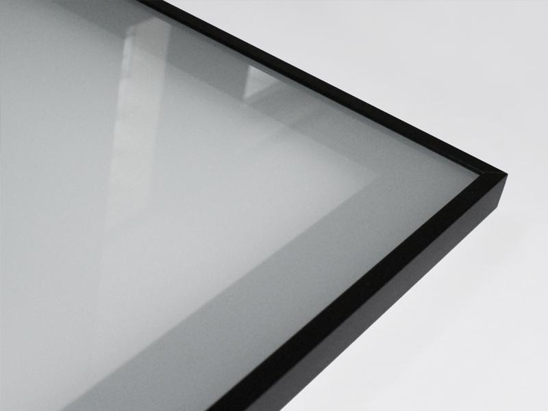 Contemporáneo Replace Window Pane Aluminum Frame Festooning - Ideas ...