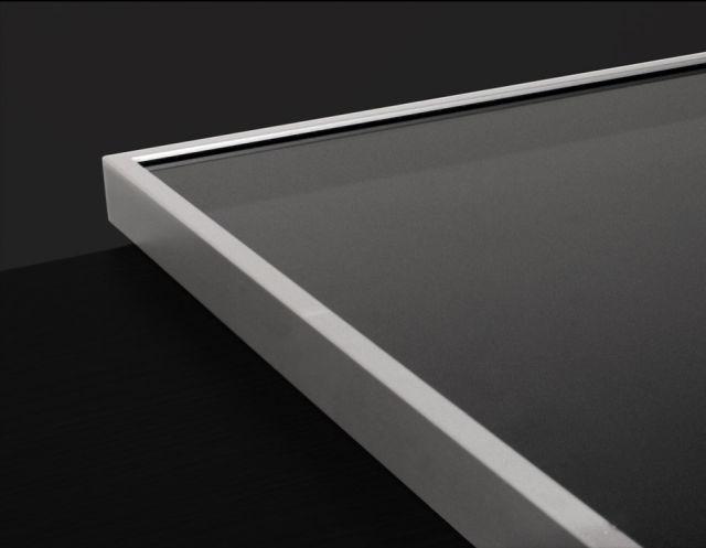 Aluminum Stainless Steel Kitchen Cabinet Doors Custom Look At