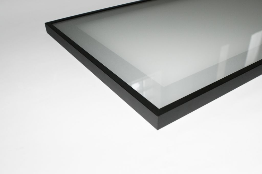 Aluminum Frame Glass Cabinet Doors | Cut-To-Size | Clear Anodized ...