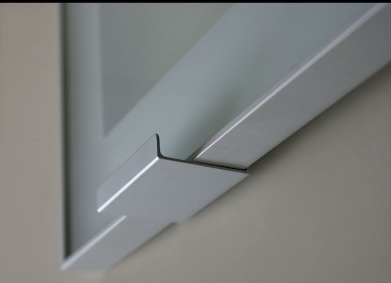 Aluminum Kitchen Doors « Aluminum Glass Cabinet Doors