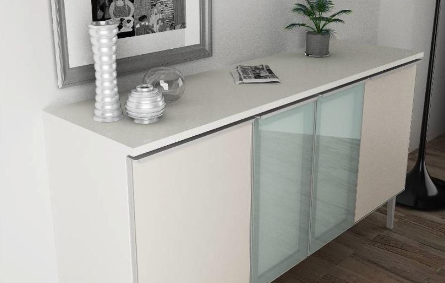Metal Frame with Glass Cabinet Doors « Aluminum Glass Cabinet Doors
