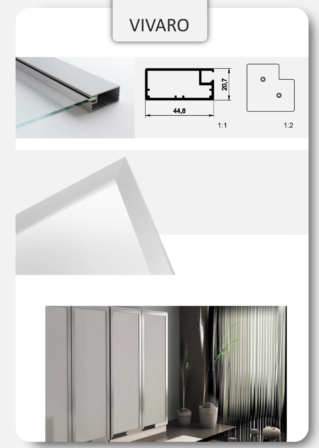 Custom Sliding Glass Doors Aluminum Glass Cabinet Doors