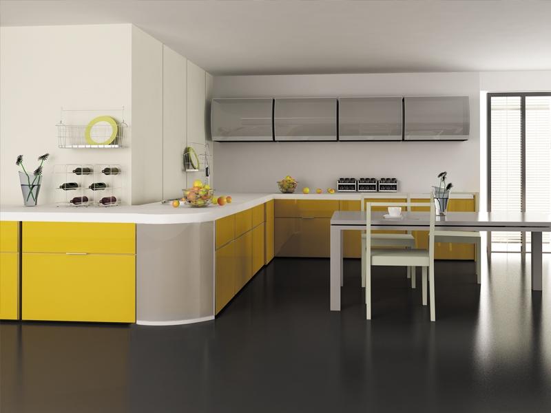 Stainless Steel Kitchen Cabinet Doors Aluminum Glass Cabinet Doors