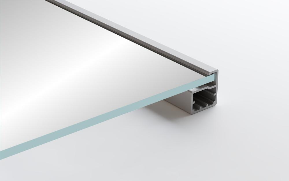 Aluminum Framed Glass Cabinet Doors Florida | Call Us Today!