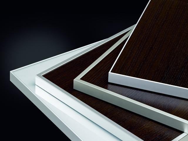Aluminum Profile for Wood Inserts /T Molding « Aluminum