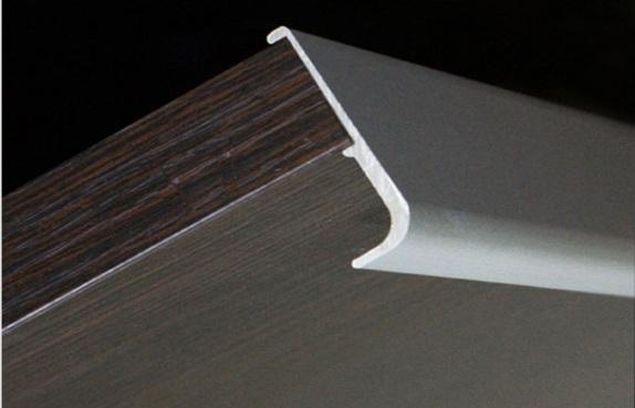 Aluminum Extruded Handle Lungo