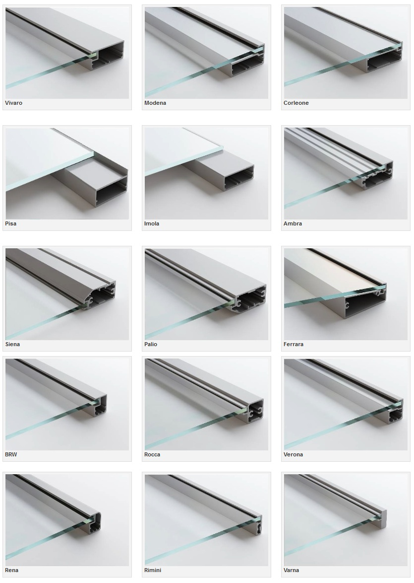 Incroyable Aluminum Furniture Fronts
