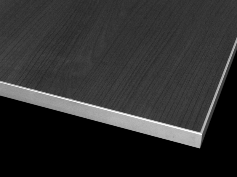 Aluminum Edge Banding for Cabinetry « Aluminum Glass Cabinet Doors