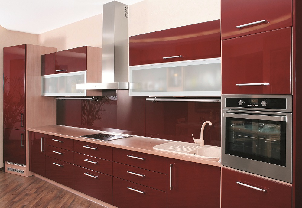 Custom Cabinet Aluminum Doors for Kitchen Cabinets ...
