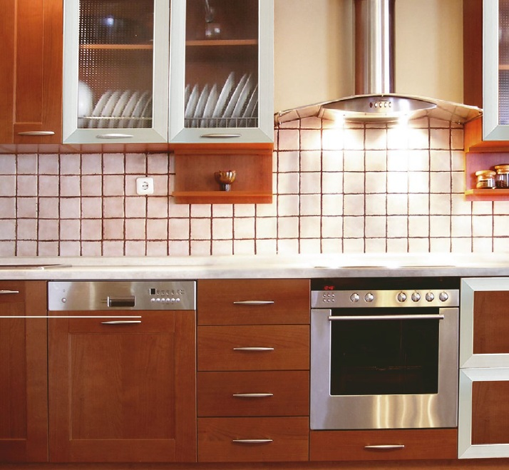 Cabinet Doors Of Stainless Steel