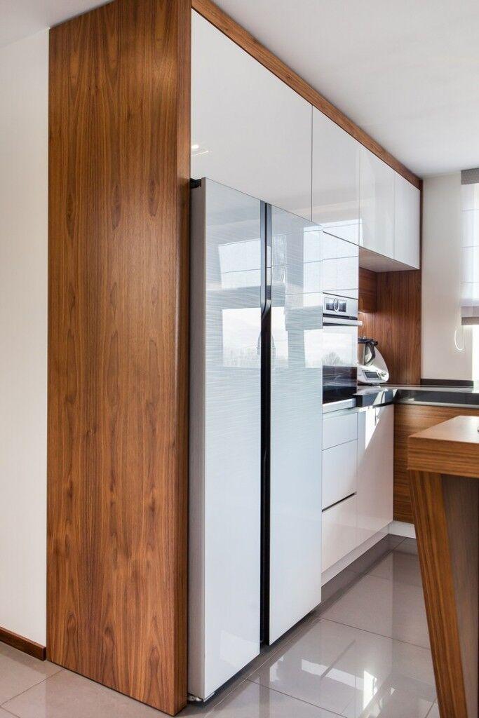 Veneer Kitchens & Veneer Doors « Aluminum Glass Cabinet Doors