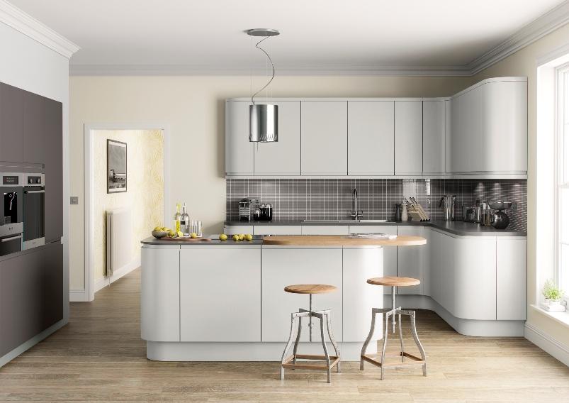 Acrylic Doors Gallery Aluminum Glass Cabinet Doors - Grey kitchen lights