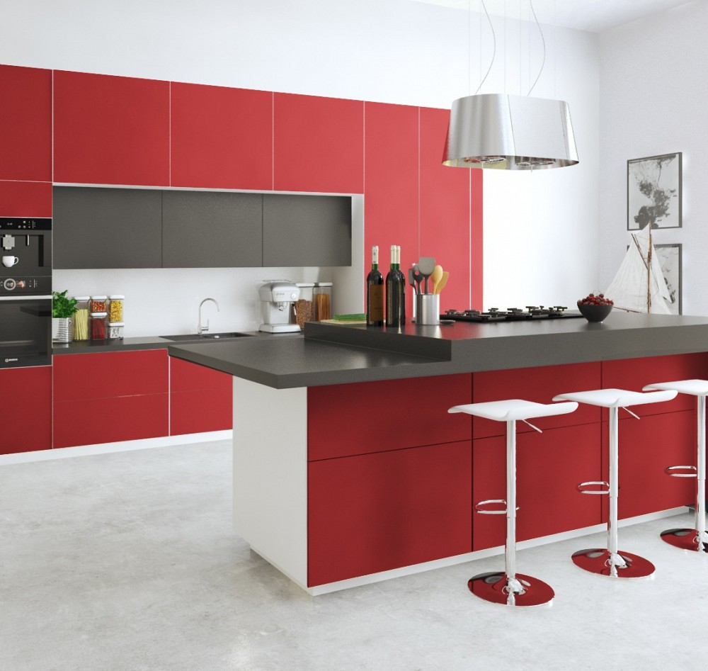 Acrylic Cabinet Doors Acrylic Kitchen Cabinet Door Uv36: Pianovo Matte Finish Cabinet Doors « Aluminum