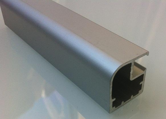 Aluminum Frame Rena 171 Aluminum Glass Cabinet Doors