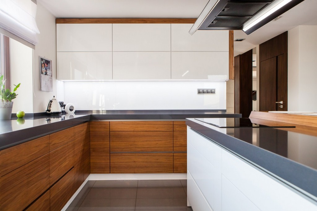 High Gloss Kitchens